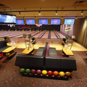 Kugeltanz – Bowling im Prater