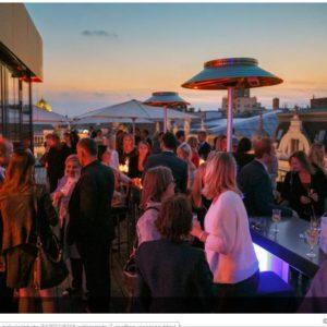 Pop-Up Rooftop Bar 'P7'